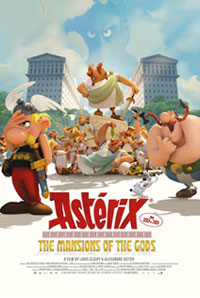 Asterix: The Mansions of the Gods Image