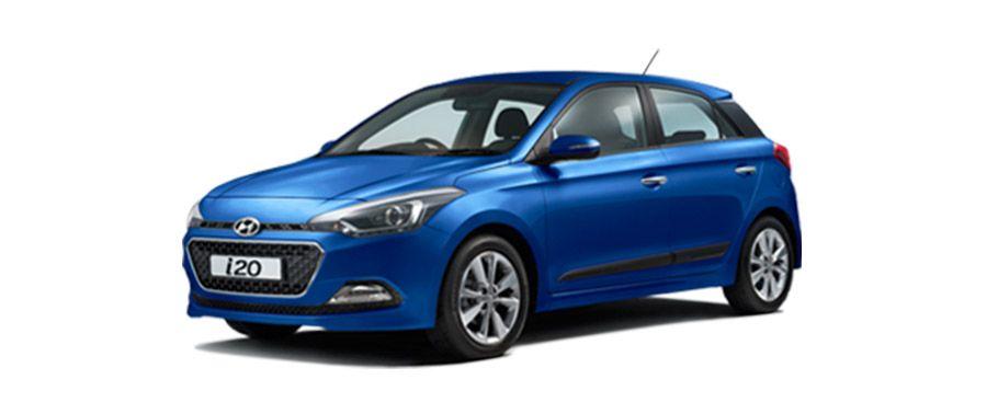 Hyundai Elite I20 2016 Image