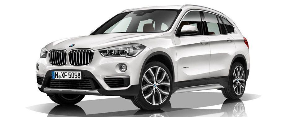 BMW X1 2016 Image