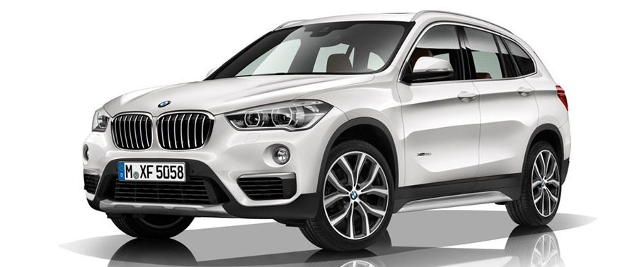 BMW X1 2016 sDrive20d Expedition Image
