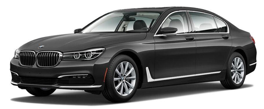 BMW 7 Series 2016 750Li M Sport CBU Image