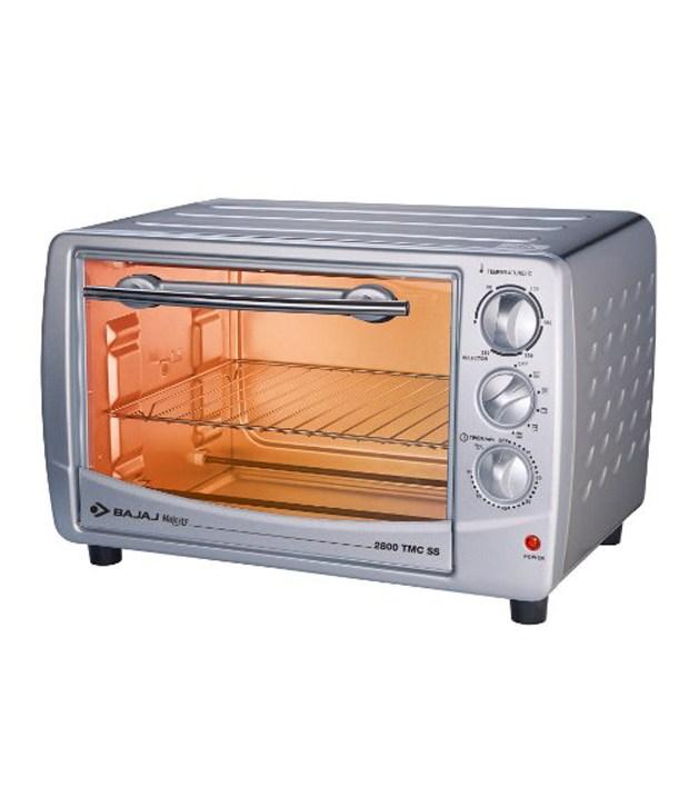 Bajaj 28 Ltrs 2800 Tmcss Otg Microwave Oven Reviews Price