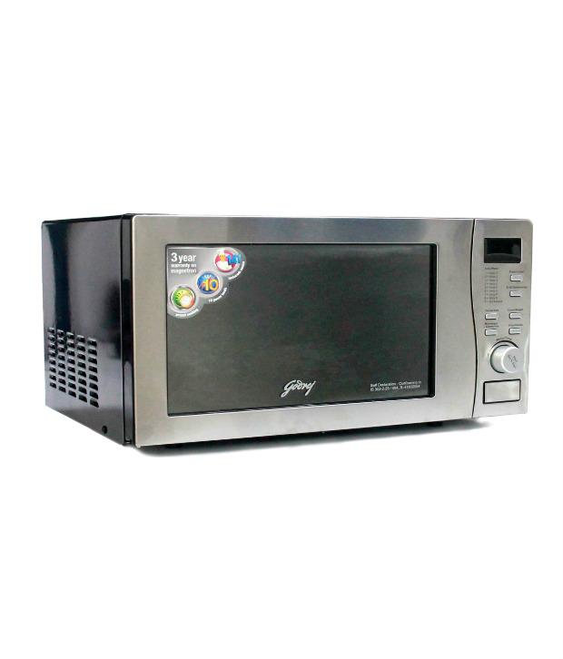 Godrej 20 L Convection Microwave Oven (GMX 20 CA5 MLZ ...