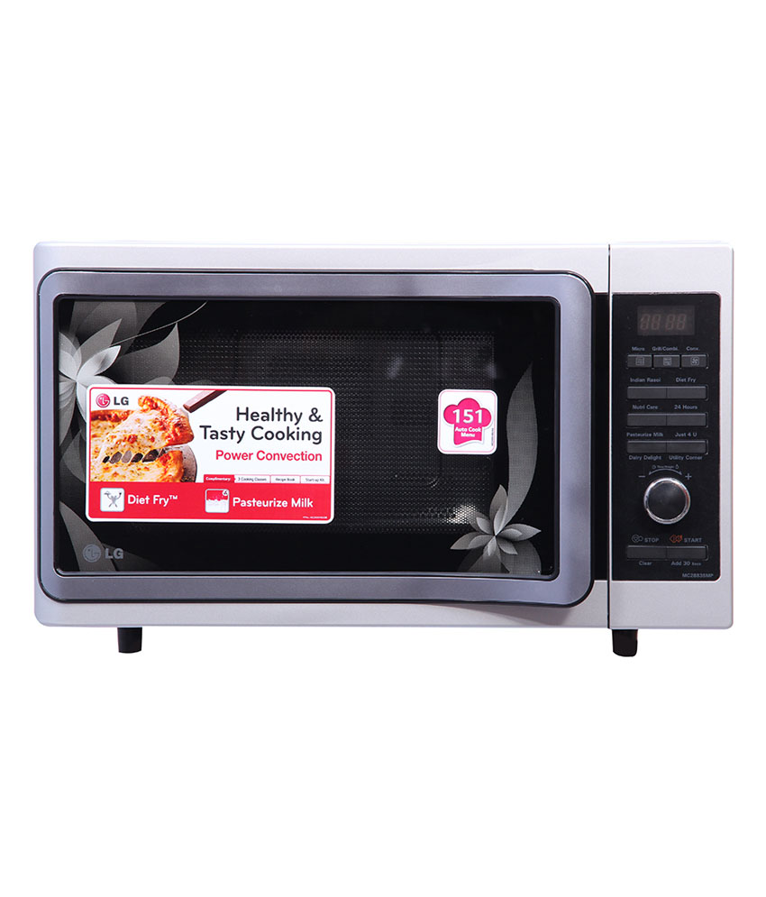 Lg Convection Oven: LG 28LTR MC2883SMP CONVECTION MICROWAVE OVEN Reviews, LG