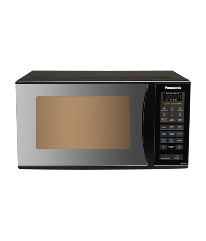 Panasonic 23 Litres Nn Ct353b Convection Microwave Oven Image Write Your Review