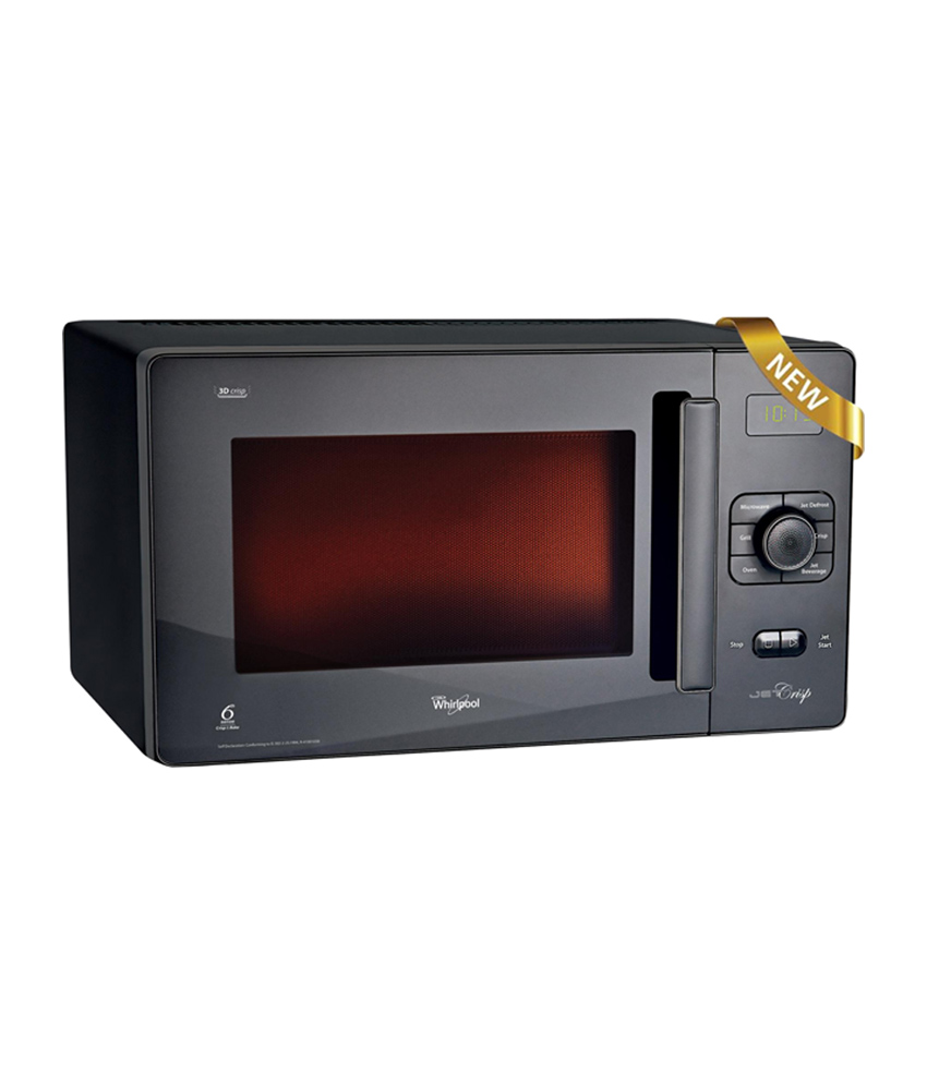 Whirlpool Jet Microwave Oven: WHIRLPOOL 25 LITRES JET CRISP CONVECTION