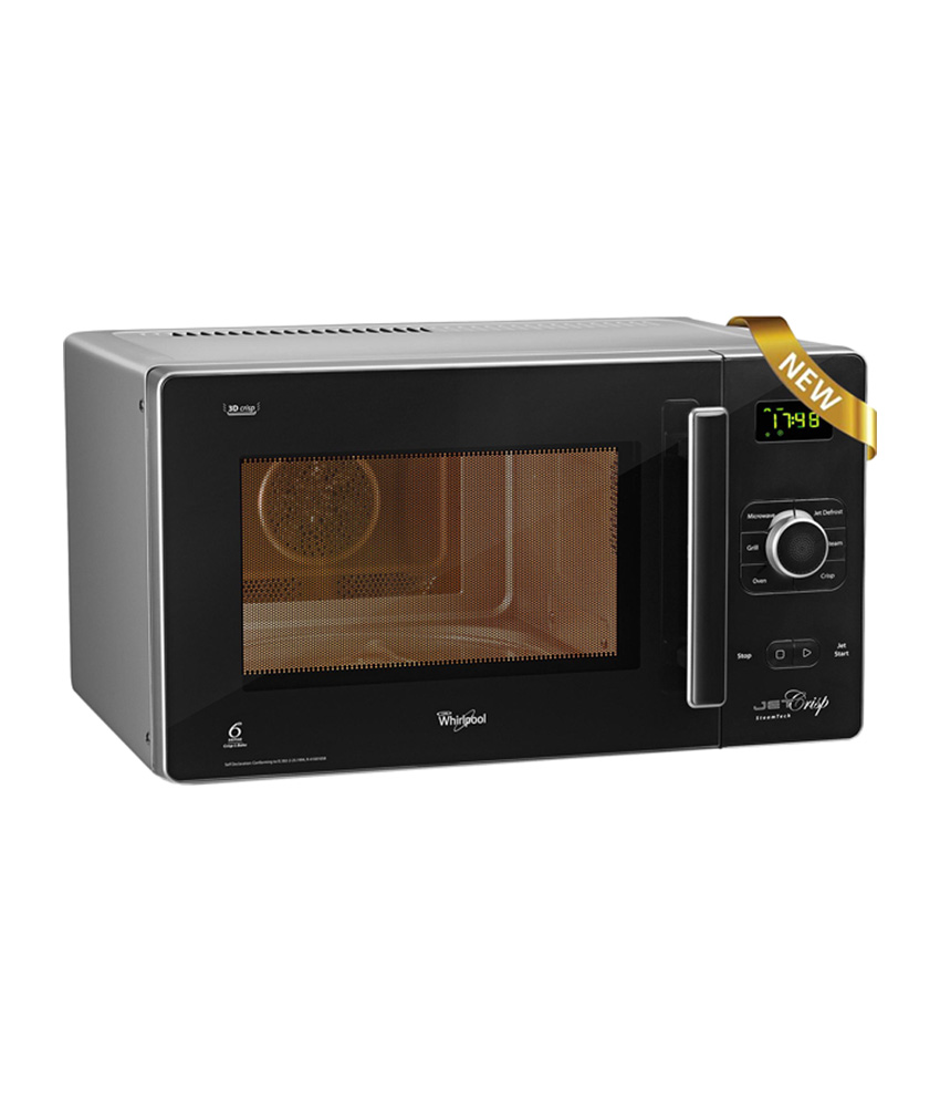 Whirlpool 25 Litres Jet Crisp Steamtech Convection Microwave Oven Image Write Your Review