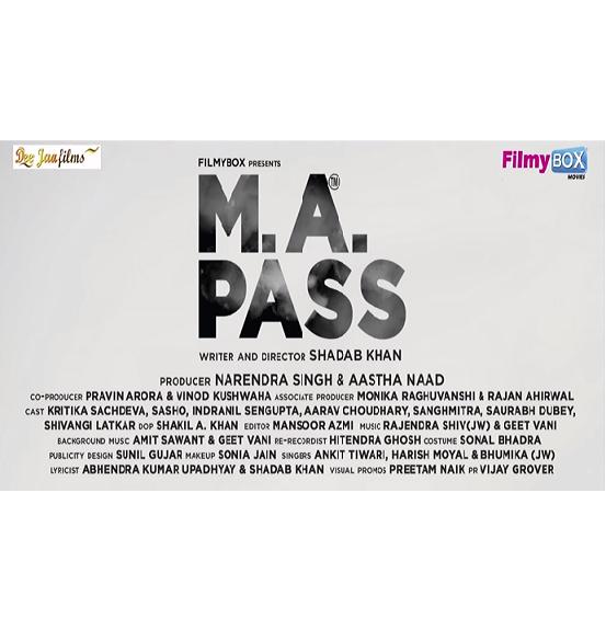 M.A. Pass Image