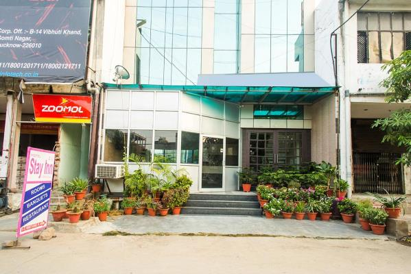 Stay Inn International - Lucknow Image