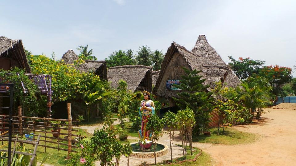 Auro Ba Cottage - Kottakuppam - Puducherry Image