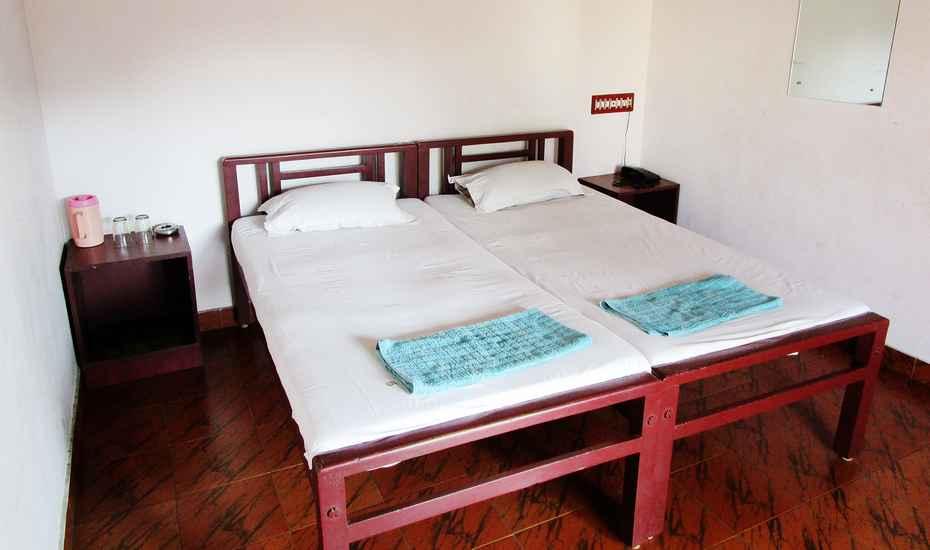 Hotel Kanchi - Mission Street - Puducherry Image