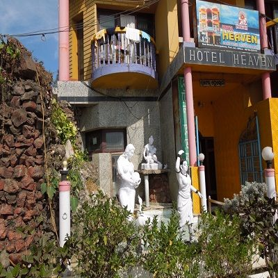 Heaven Hotel Swargadwar Puri Image