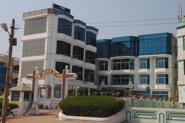 Park Hotel Puri - Swargadwar - Puri Image