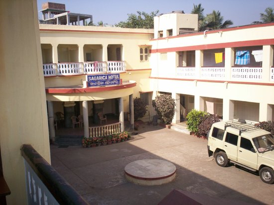 Sagarika Hotel Swargadwar Puri Image