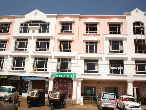 Sea Gull Hotel Swargadwar Puri Image