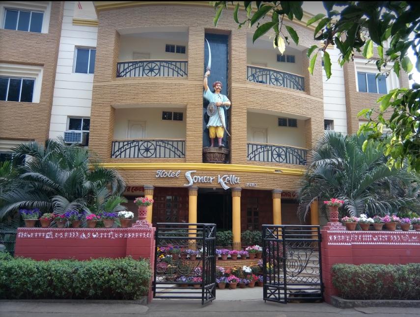 Sonar Kella - Swargadwar - Puri Image