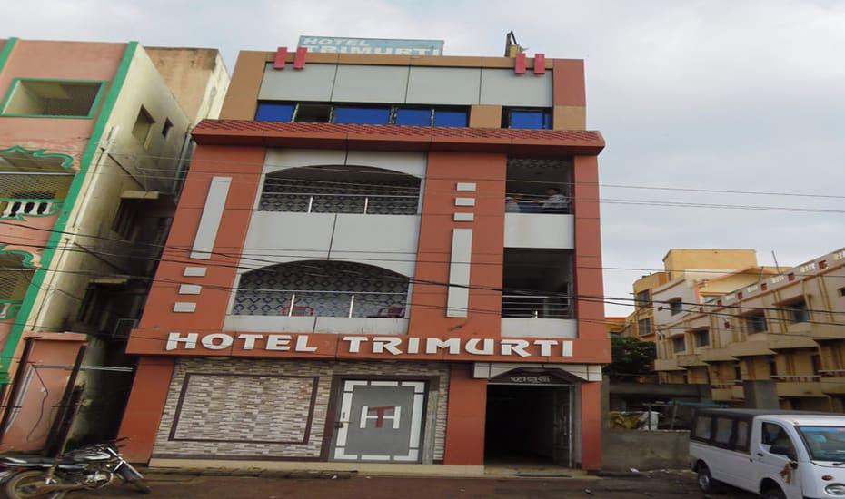 Trimurti Hotel Swargadwar Puri Image
