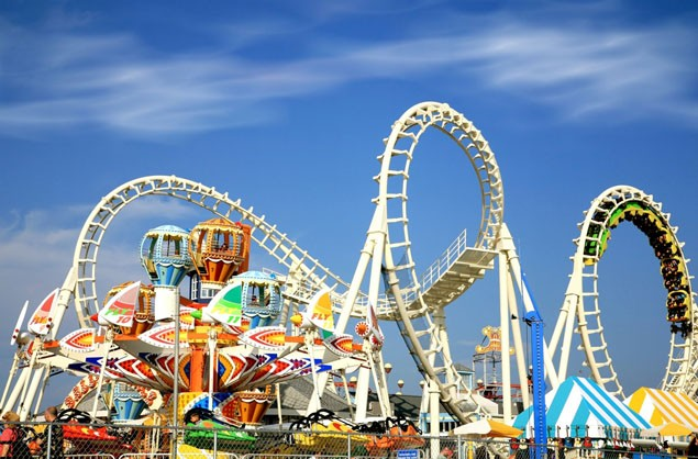Best Theme Parks in India Image