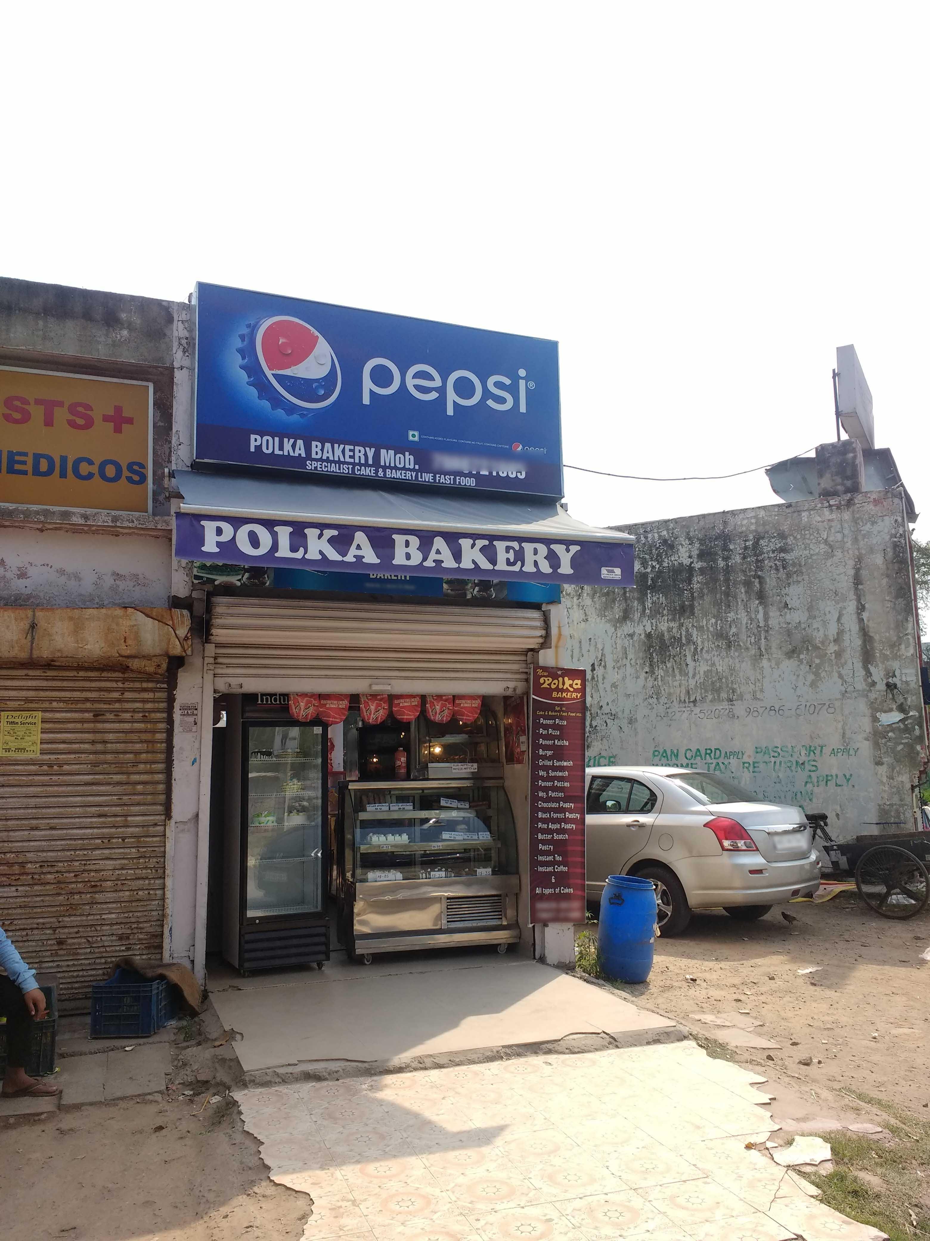 New Polka Bakery - Sector 70 - Mohali Image