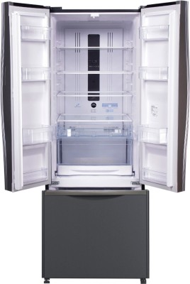 Hitachi R-WB480PND2 456 L French Door Bottom Mount Refrigerator Image