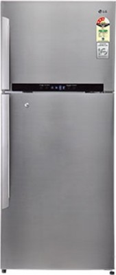 LG GN-M602HLHM 511 L Double Door Refrigerator Image