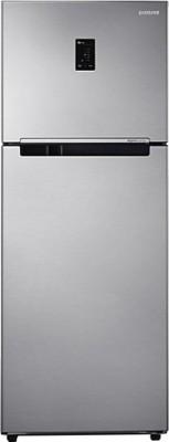 Samsung RT42HDAGESL-TL 415 L Double Door Refrigerator Image