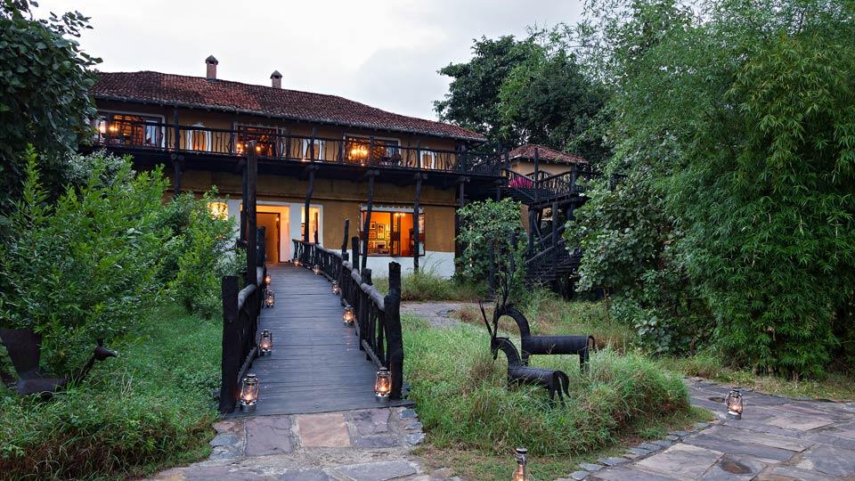 Samode Safari Lodge - Bandhavgarh National Park - Bandhavgarh Image
