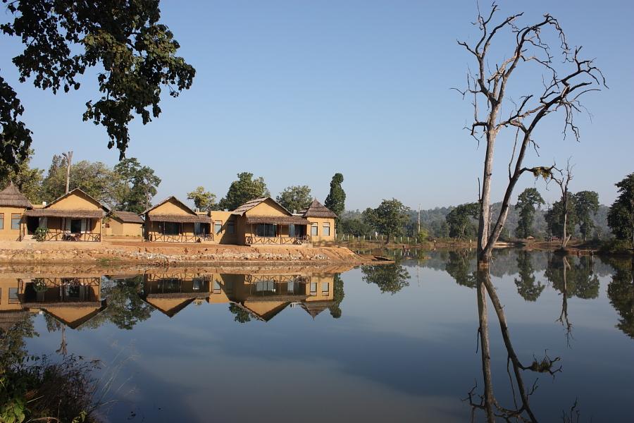 Tiger Lagoon - Tala - Bandhavgarh Image
