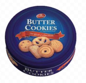 Danesita Butter Cookies Image