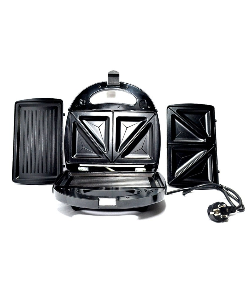 Nova 2 in 1 Sandwich Maker Image