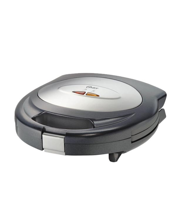 Oster CKSTSM 3888 049 with Removable Grill Sandwich Maker Image