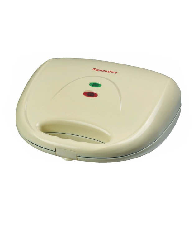 SignoraCare SCSW 706 2 Sandwich Maker Image