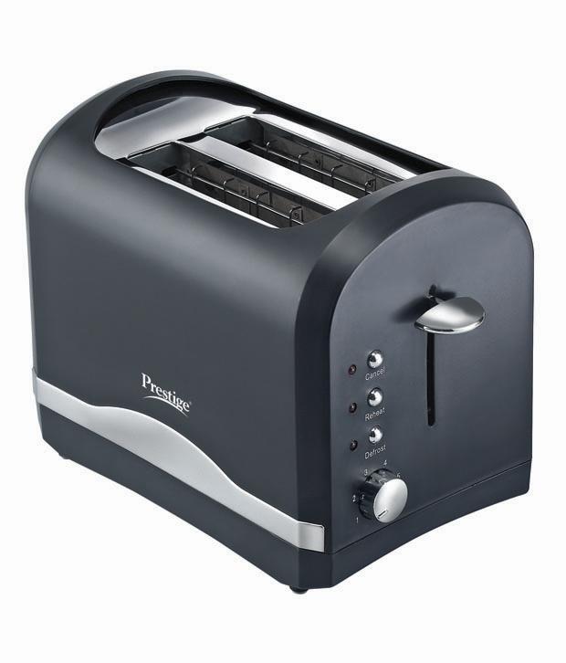 Prestige PPTPKB Pop Up Toaster Image