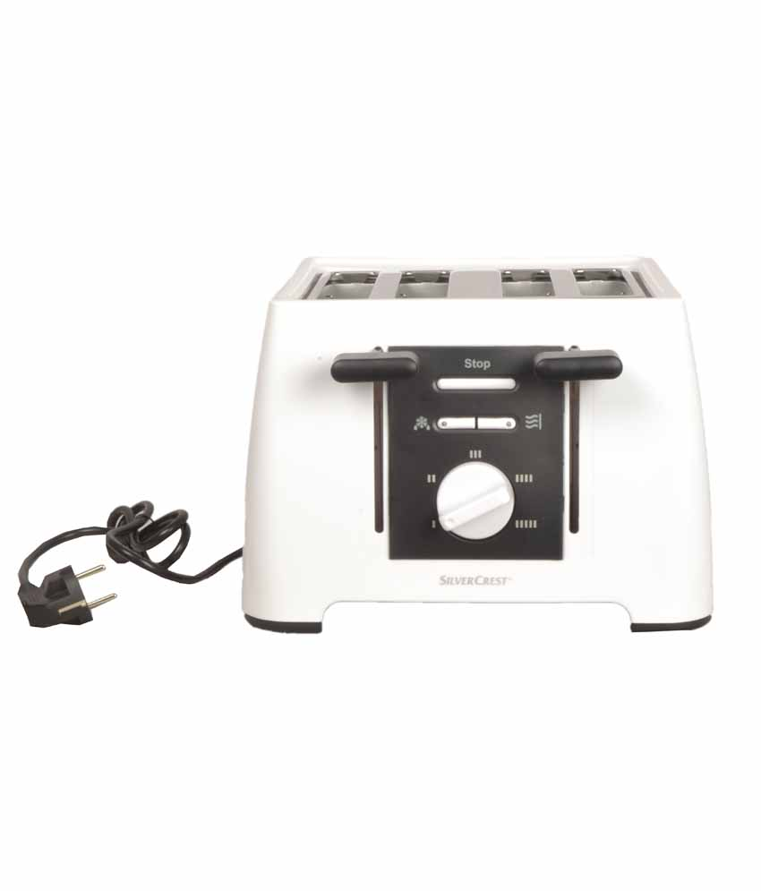 silver crest grill pain 4 fentes 4 4 slice pop up toaster. Black Bedroom Furniture Sets. Home Design Ideas