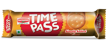 Britannia Time Pass Biscuits Image