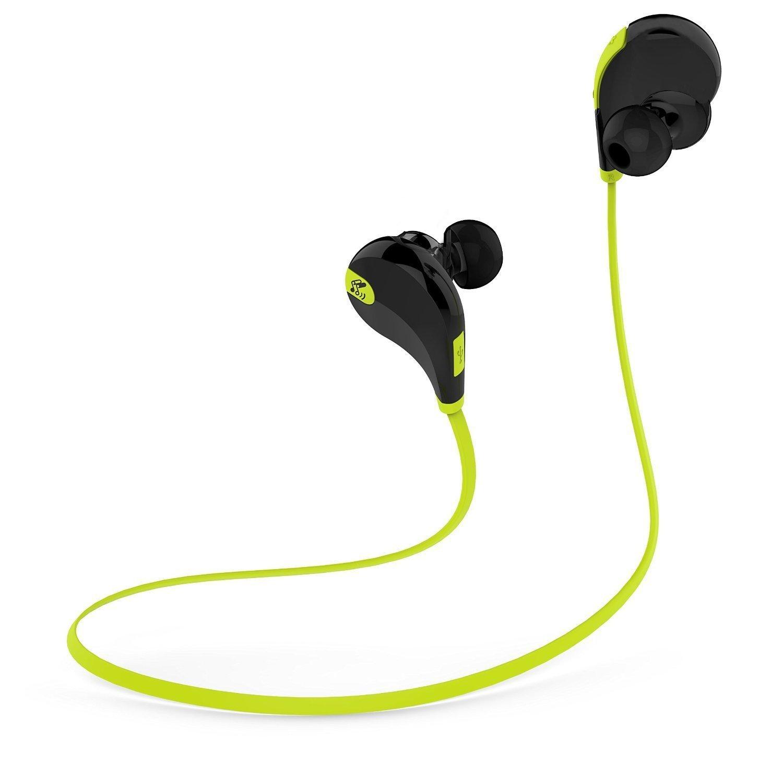 SoundPEATS QY7 v4.1 Bluetooth Sports Headphone Image