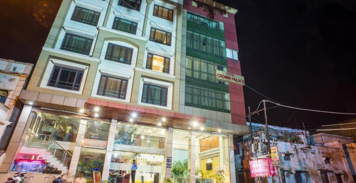 Hotel Crown Palace - Rambagh - Allahabad Image