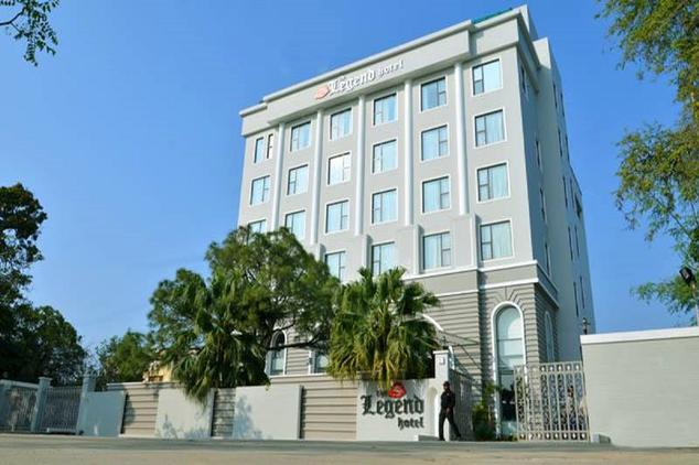 Hotel The Legend - Civil Lines - Allahabad Image