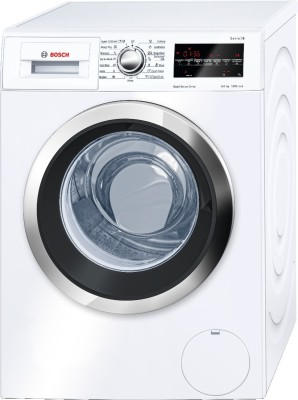 Bosch WAT24460IN 8 kg Fully Automatic Front Loading Washing Machine Image