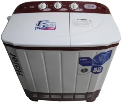 Haier XPB 65-113S 6.5 kg Semi Automatic Top Loading Washing Machine Image