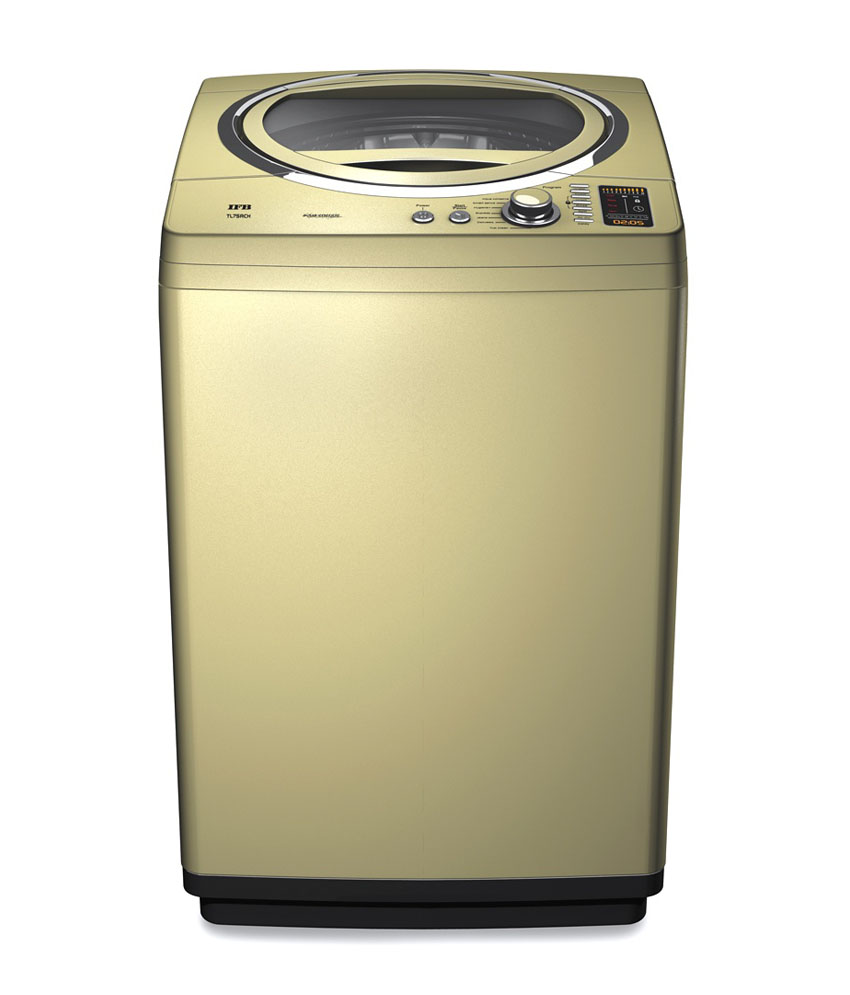 IFB TL 75RCH 7.5 kg Fully Automatic Top Loading Washing Machine Image