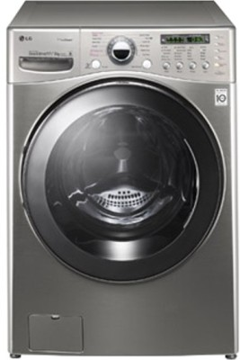 LG F1255RDS27 17/9 kg Fully Automatic Front Loading Washer Dryer Image