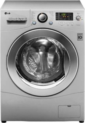 LG F12A8CDP2 6/3 kg Fully Automatic Front Loading Washer Dryer Image