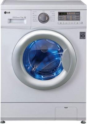 LG F12B8EDP21 7.5 kg Fully Automatic Front Loading Washing Machine Image