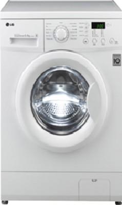 LG F7091MDL2 5.5 kg Fully Automatic Front Loading Washing Machine Image