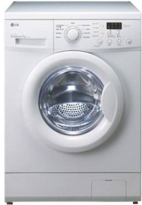 LG F8091NDL2 6 kg Fully Automatic Front Loading Washing Machine Image