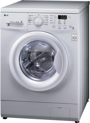 LG F80E3MDL2 5.5 kg Fully Automatic Front Loading Washing Machine Image