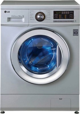 LG FH296HDL24 7 kg Fully Automatic Front Loading Washing Machine Image