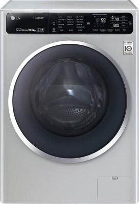 LG FH4U1JBSK4 10.5 kg Fully Automatic Front Loading Washing Machine Image