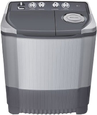LG P7555R3FA 6.5 kg Semi Automatic Top Loading Washing Machine Image